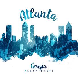 Atlanta Georgia 27 - Aged Pixel