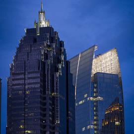 Reid Callaway - Atlanta Night Lights 2 Midtown Atlanta Georgia