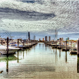 Geraldine Scull - Atlantic CIty marina