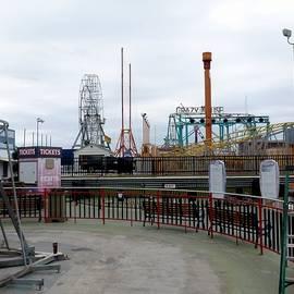Steve Breslow - Atlantic City Pier