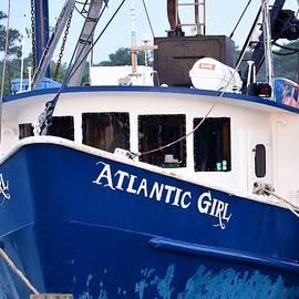 Kim Bemis - Atlantic Girl - West Ocean City Harbor