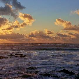Richard Brookes - Atlantic Sunset