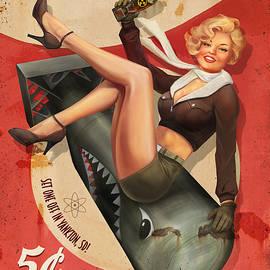Atom Bomb Cola - Steve Goad