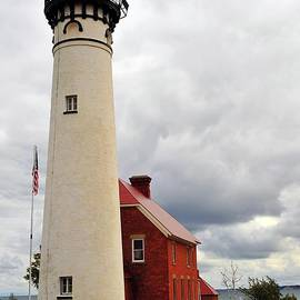 Terri Gostola - Au Sable Point Lighthouse in Pure Michigan