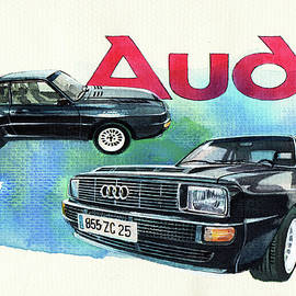 Audi Quattro Sport - Yoshiharu Miyakawa