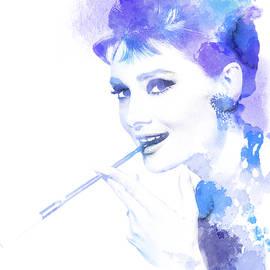 Nagore Rodriguez - Audrey Hepburn