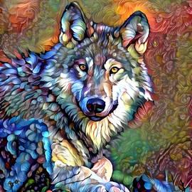 Tanya McLauchlan - Aura of the Wolf