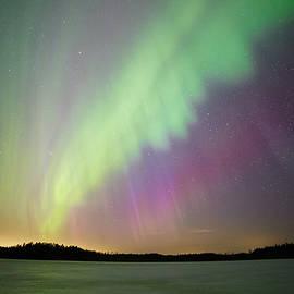 Teemu Tretjakov - Aurora borealis - northern lights
