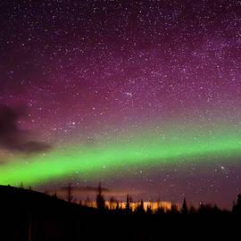 Steve  Milner - Aurora Star Sky