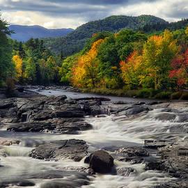 Mark Papke - Ausable River Jay NY