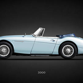 Austin Healey 3000 Mk3 - Mark Rogan