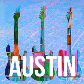 Austin Music Scene - Edward Fielding