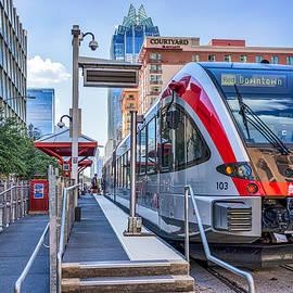 Tod and Cynthia Grubbs - Austin Rail