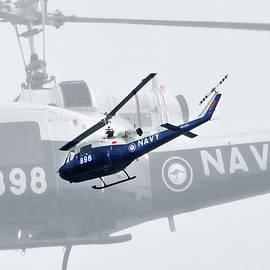 Miroslava Jurcik - Australian Warbird Bell UH-1B Iroquois