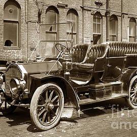 California Views Mr Pat Hathaway Archives - Peerless Model 27 7 Passenger Auto