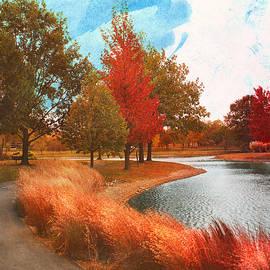 Shawna  Rowe - Autumn at Mcbride Arboretum
