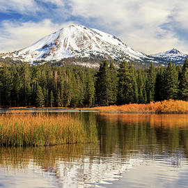 James Eddy - Autumn At Mount Lassen