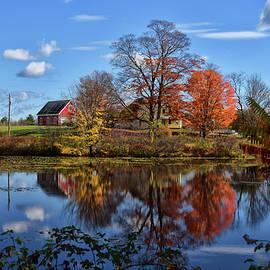 Tricia Marchlik - Autumn At The Farm