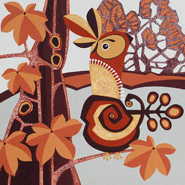 Susan Lishman - Autumn Bird