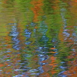 John F Tsumas - Autumn Reflections