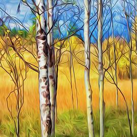 Theresa Tahara - Autumn Colours