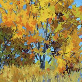 David King - Autumn Delight