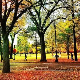 Mae Coy - Autumn Delight In The Park #park