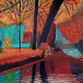 Magdalena Frohnsdorff - Autumn Dreams
