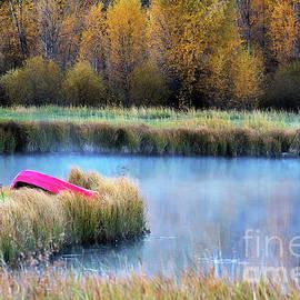 Jim Garrison - Autumn Dry Dock
