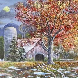 Brian Mickey - Autumn Farm