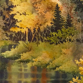 Teresa Ascone - Autumn Forest II