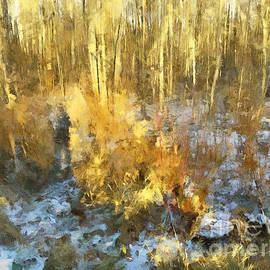 Claire Bull - Autumn Gold