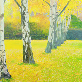 Autumn Gold - William Ireland