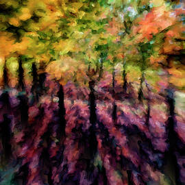 Don Zawadiwsky - Autumn Grove