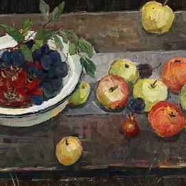 Juliya Zhukova - Autumn harvest