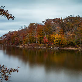 Ron Pate - Autumn in Brown County - Long Exposure