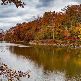 Ron Pate - Autumn in Brown County