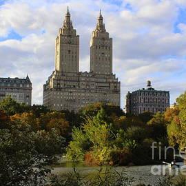 Photographic Art and Design by Dora Sofia Caputo - Autumn in Central Park