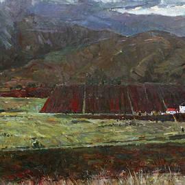 Juliya Zhukova - Autumn in Macedonia