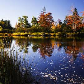 Vishwanath Bhat - Autumn in Maine USA