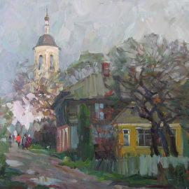 Juliya Zhukova - Autumn in old city