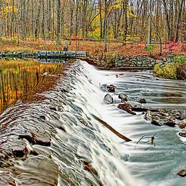Geraldine Scull - Autumn in Stanhope New Jersey
