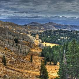 Mike Griffiths - Autumn in the Wasatch Mountains