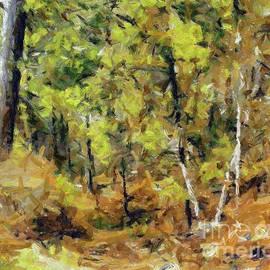 Dragica Micki Fortuna - Autumn in the Wood