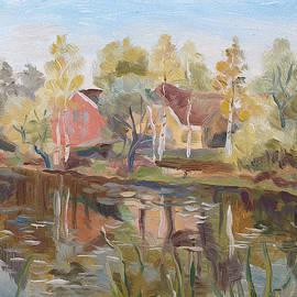 Alina Malykhina - Autumn Lake