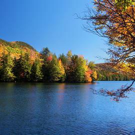 Joann Vitali - Autumn Lake in Vermont