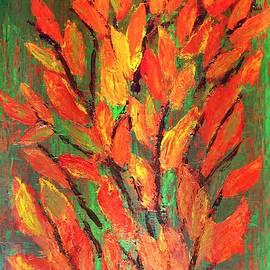 Dimitra Papageorgiou - Autumn Leaves 3