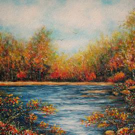 Natalie Holland - Autumn Leaves