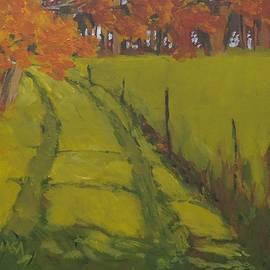 Bill Tomsa - Autumn Path