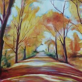 Sheila Diemert - Autumn Path